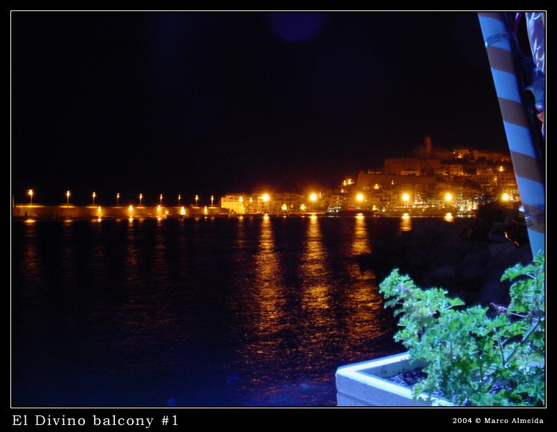 IBIZA L. - El Divino balcony 1