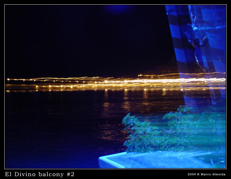IBIZA L. - El Divino balcony 2