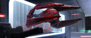 Crimson Guard Interceptor