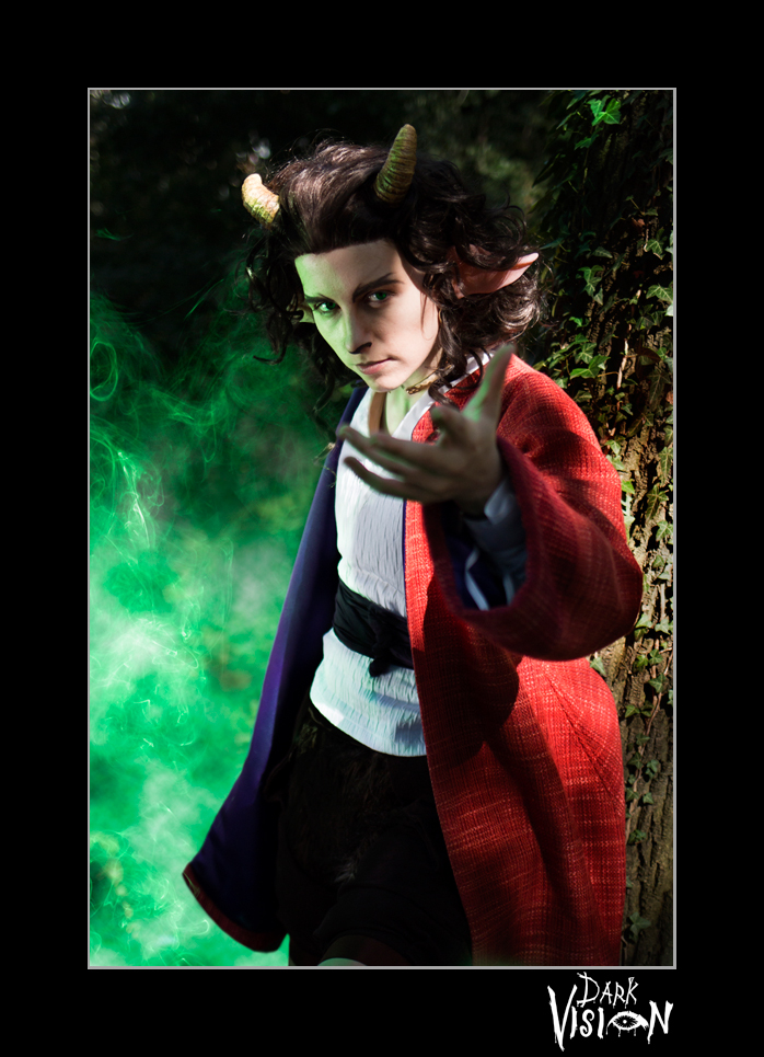 Elf J.Cwelf by DarkVisionStudio