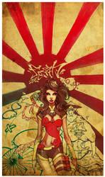 Risingsun. by Fezat1