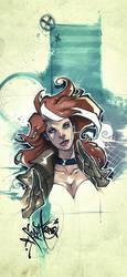 Rogue. by Fezat1