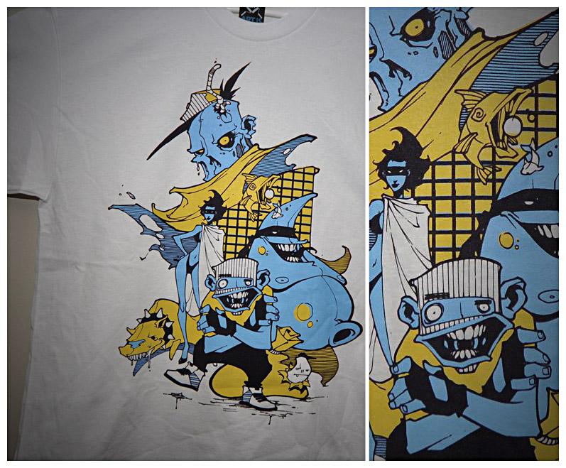 Artis Design Group : Artis gangster t by fezat on deviantart