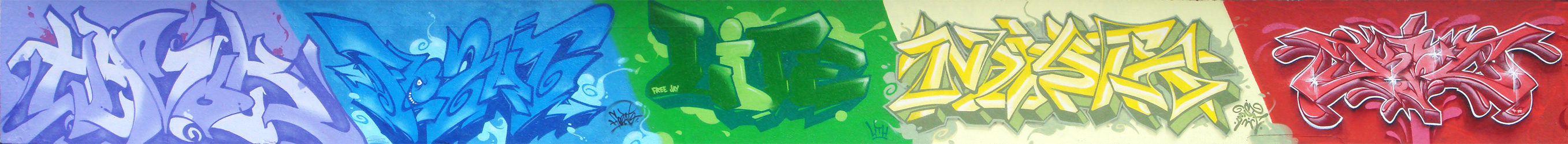 CA. Crayola by Fezat1