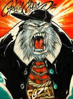 Mad Ape. by Fezat1