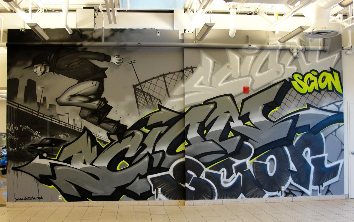 CA. Scion by Fezat1