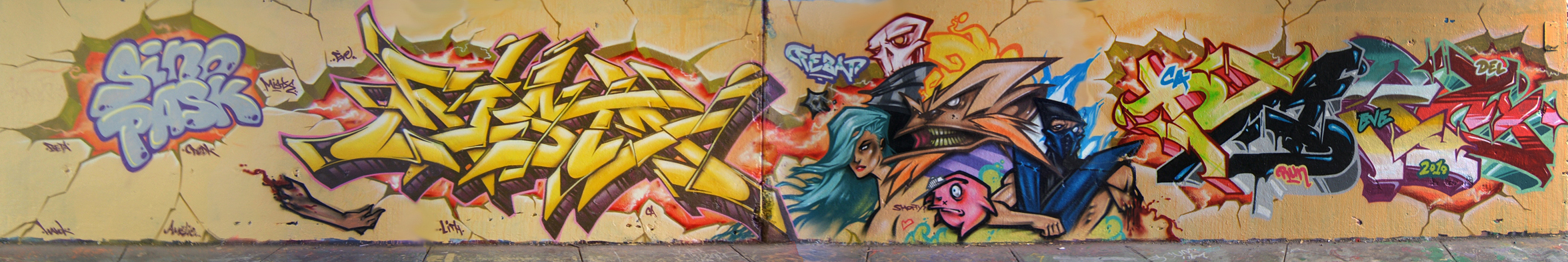 CA. Fatality by Fezat1