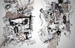 IronFist. Sketches