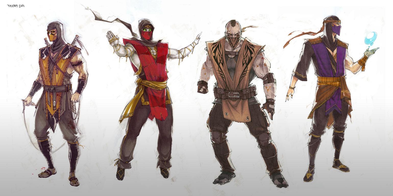 MK. Ninja by Fezat1