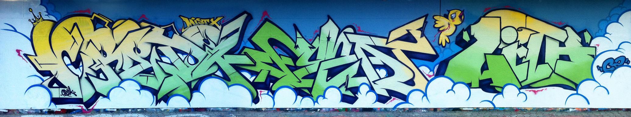 CA. Sky High by Fezat1