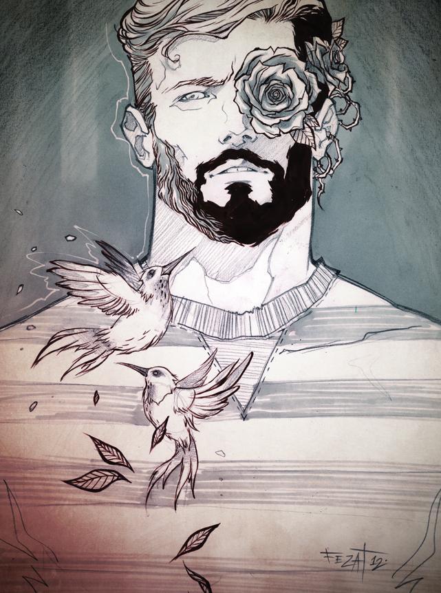 Colibris. by Fezat1