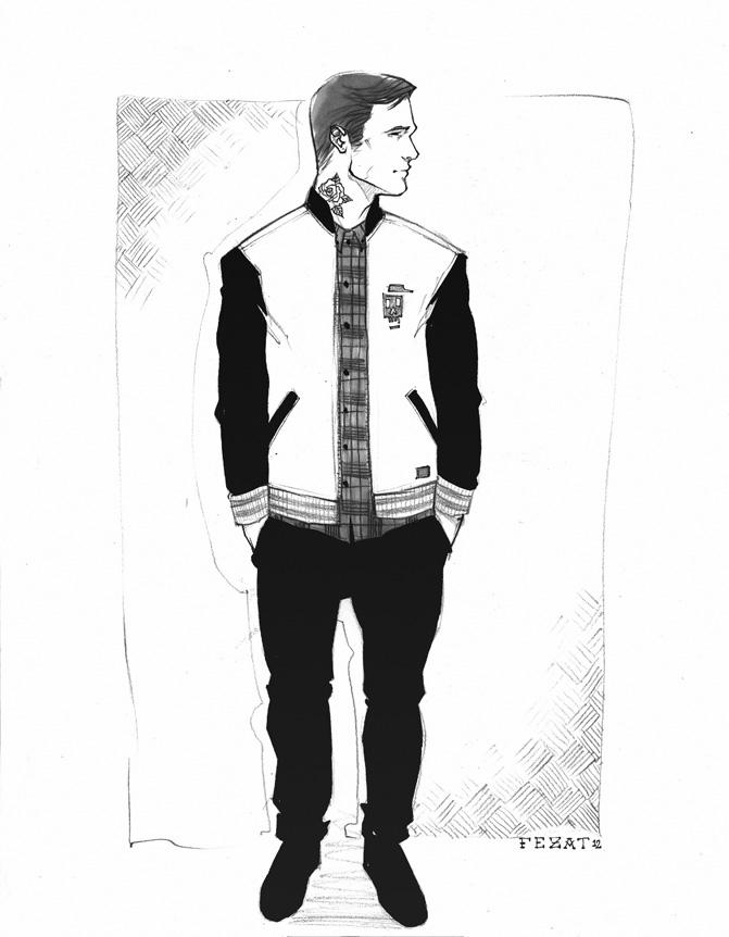 Guy. by Fezat1