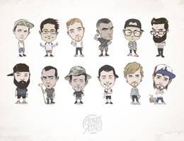 The Crazy Apes. 2015