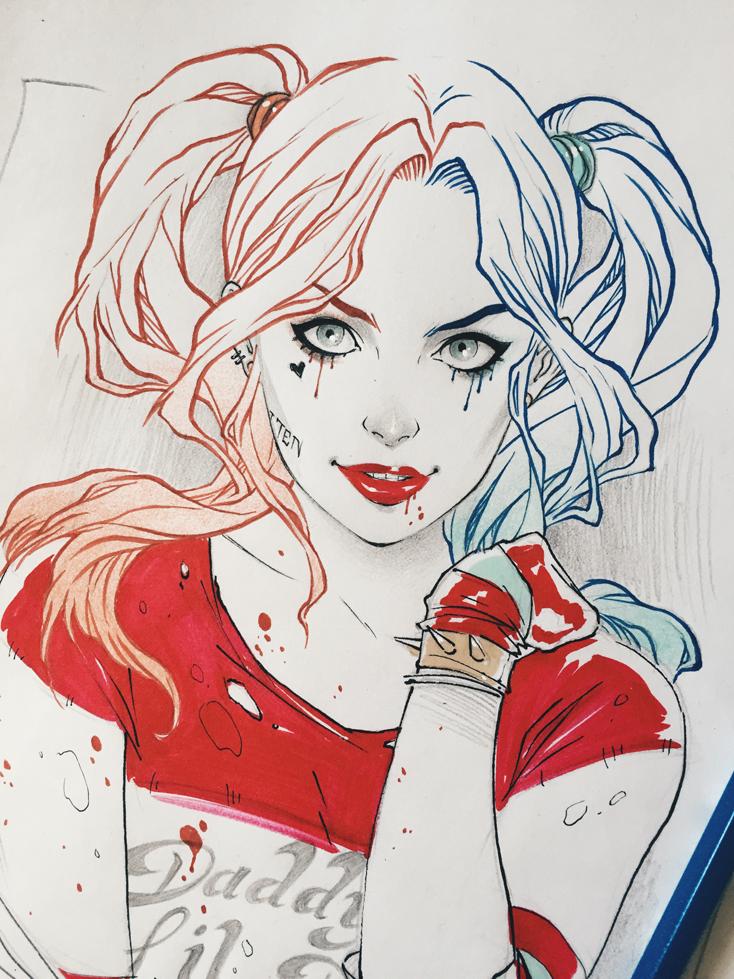Harley. by Fezat1
