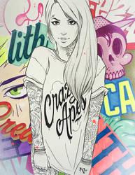 Graffiti Girl 3.