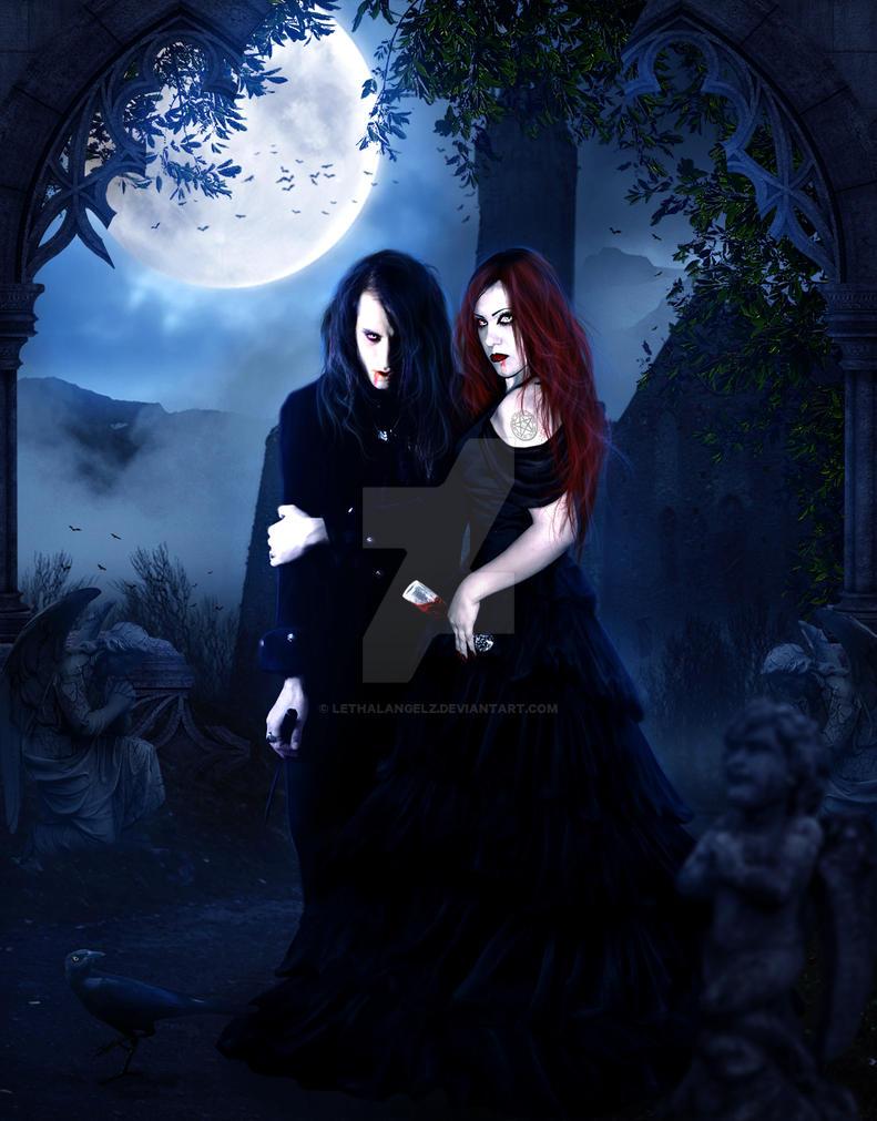 Vampires by LethalAngelz