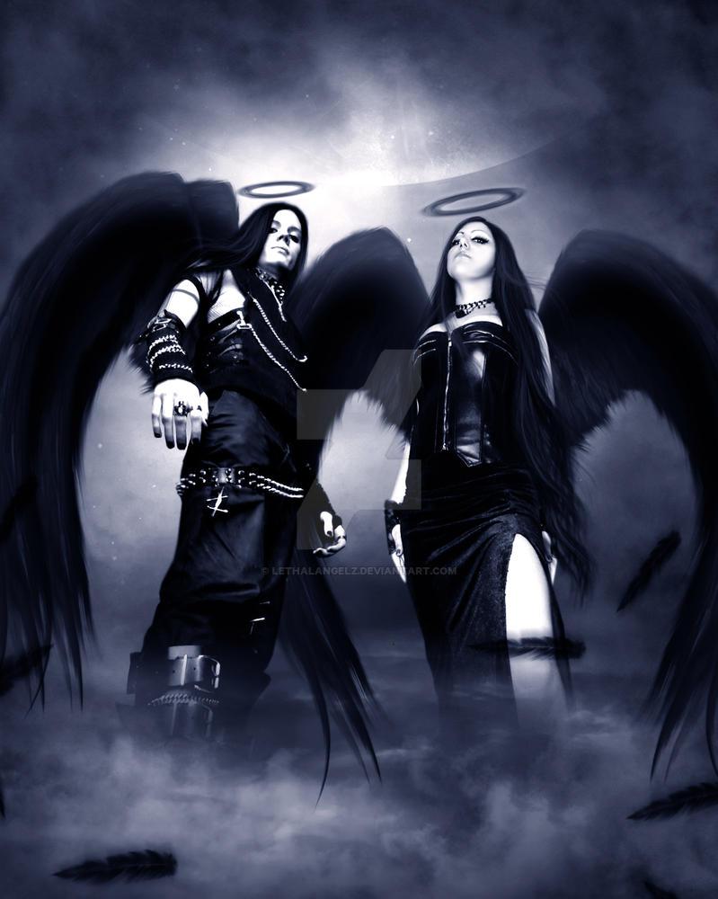 Darks Angels by LethalAngelz