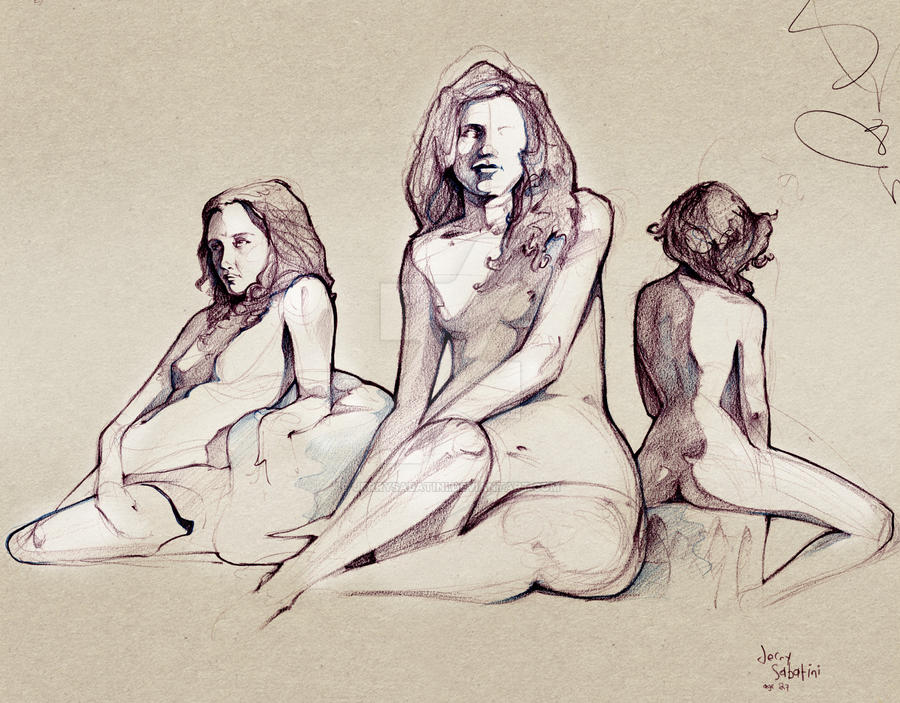Figure Workshop 13 by JerrySabatini