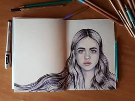 Sketchbook... by AdeVoiculet