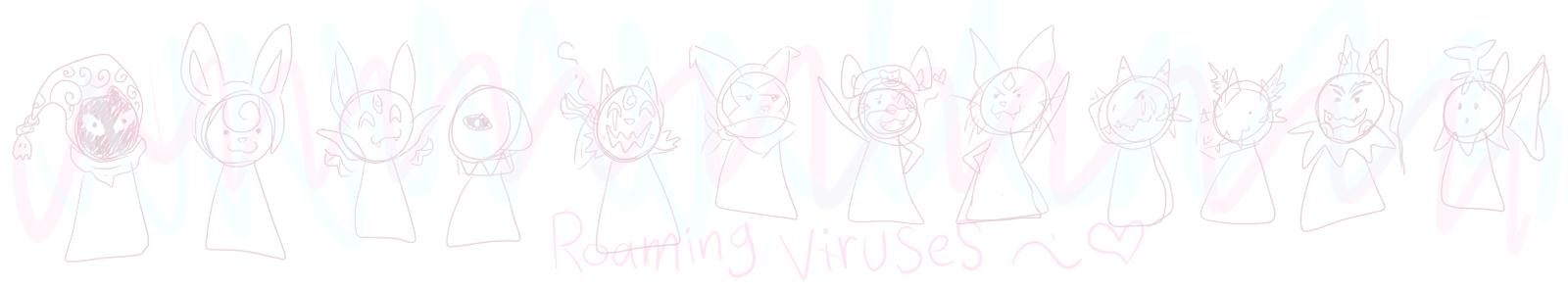 Roaming Viruses guild by Beautyh