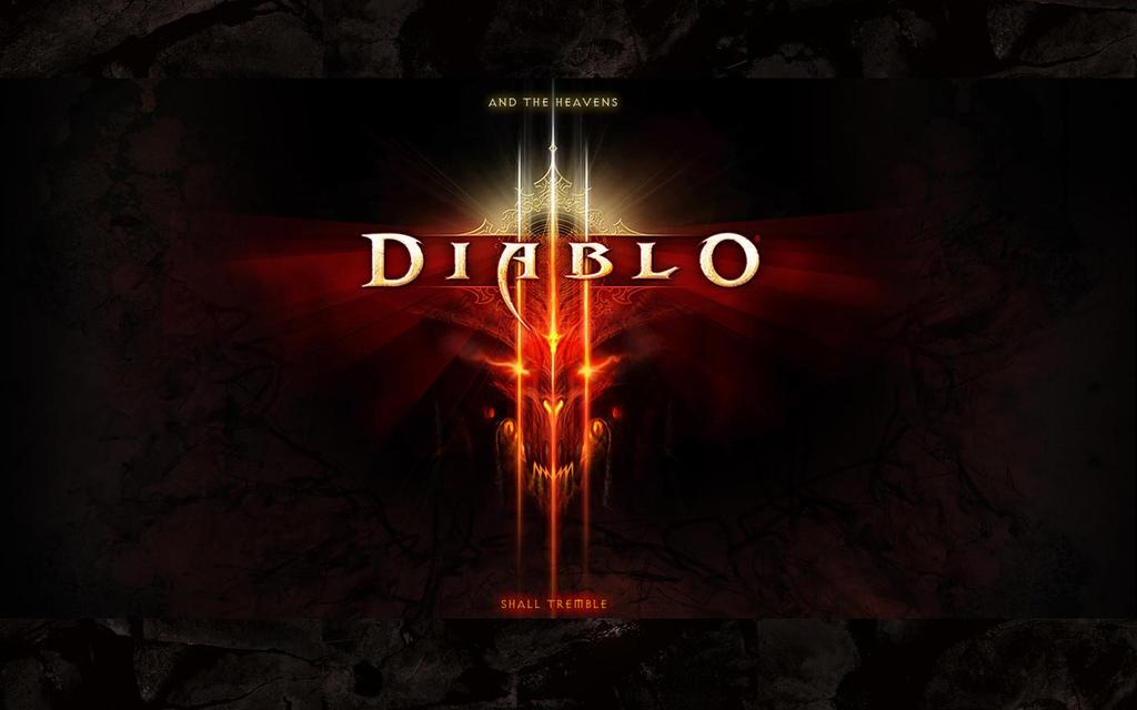 diablo 3 wallpaper. Diablo3 wallpaper by
