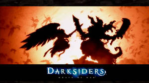 Darksiders wallpaper by GravedFish