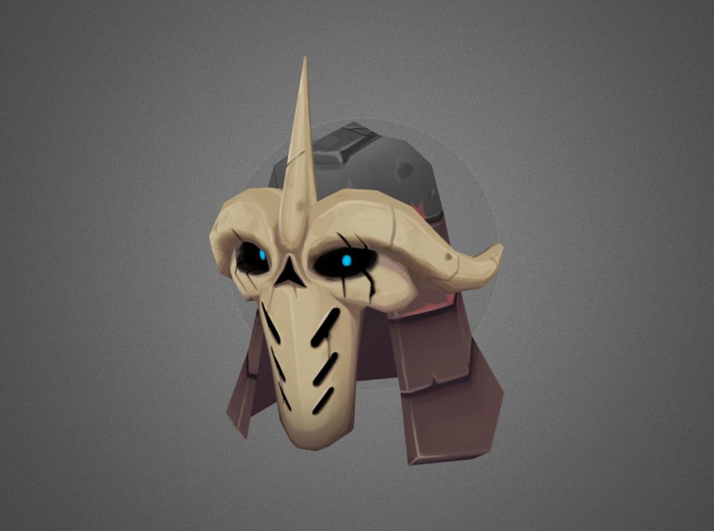 Helmet by GravedFish