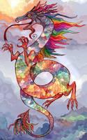 Bill's Dragon by Ziali