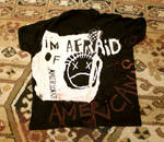 i'm afraid of americans by Ziali