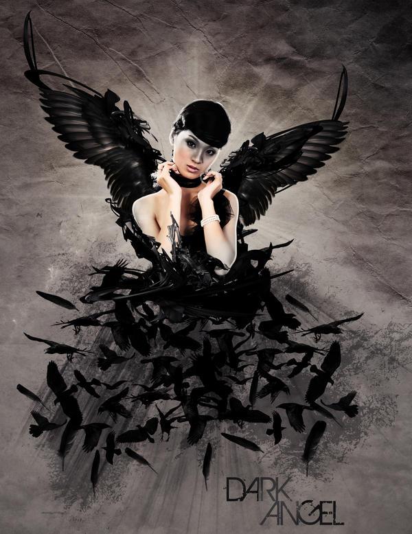 Dark Angel by Shadowtuga