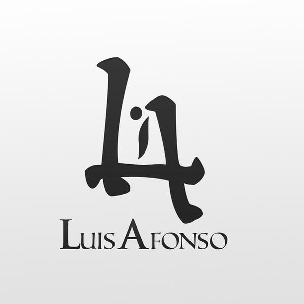 Luis Afonso - Personal Logo by Shadowtuga on DeviantArt