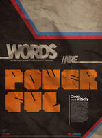 Words Are Powerful