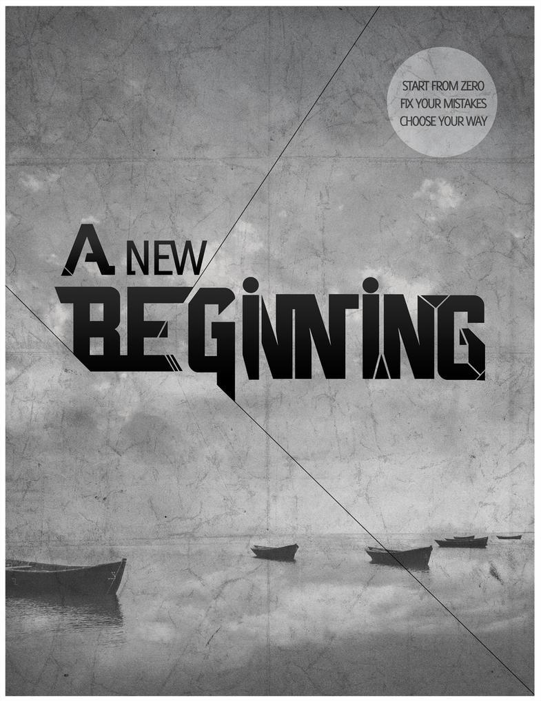A New Beginning by Shadowtuga