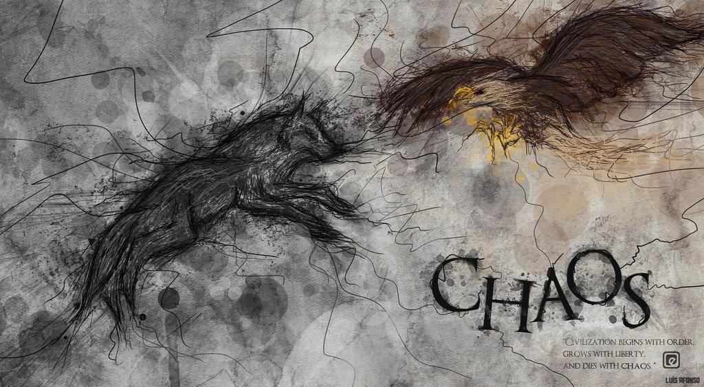 Chaos by Shadowtuga