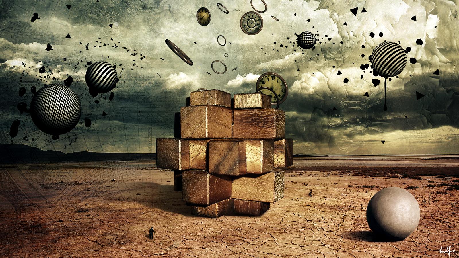 Puzzle by Shadowtuga