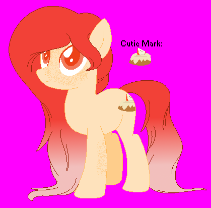New OC-Apple Rose by xx-Chanour