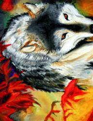 Wolfy by ScreamingOtter