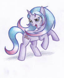 OC pony Epic Dreamer