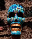 Mosaiqueskull