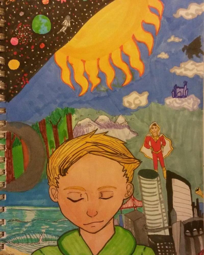 Dreaming by Meilinchita