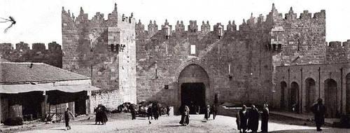 Bab al-Amoud by ahmadhasan