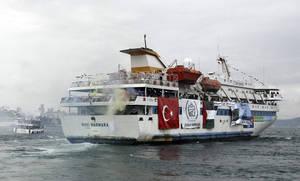 Gaza Flotilla Attack 8