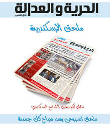FJ Party News Paper In Alexandria