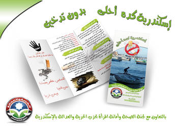 No Smoking FJ Party Campaign