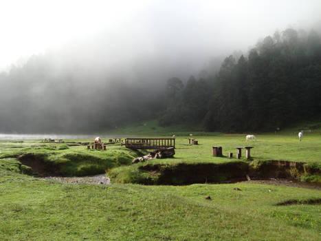 Zempoala Lake 3