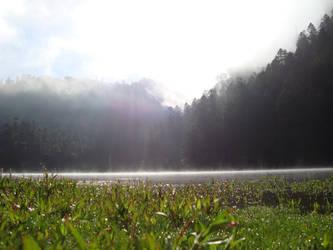 Zempoala Lake 4