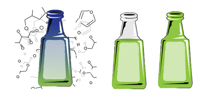 Laudanum bottles