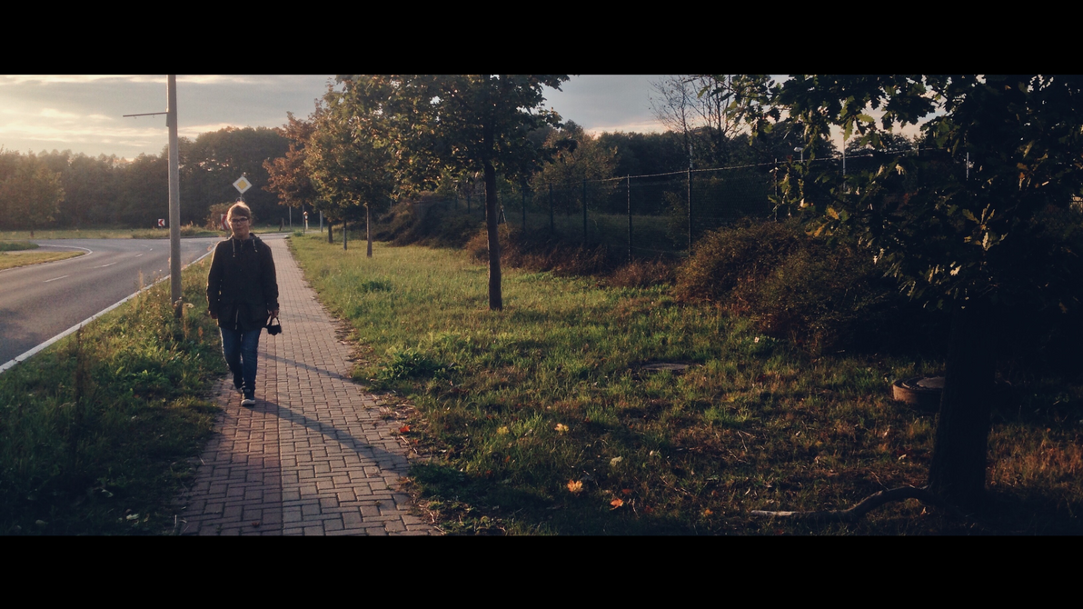 Walking By by BotzFrotz