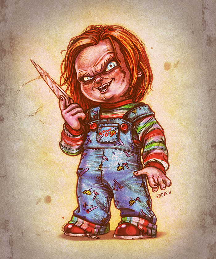 Chucky Wallpapers: Chucky The Good Guy By EddieHolly On DeviantArt