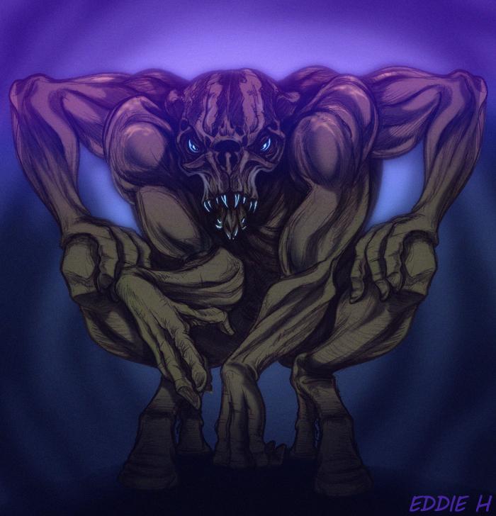 Eddie Holly: Super 8 Alien